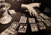 Tarot Reading Using Fortune Teller Spread