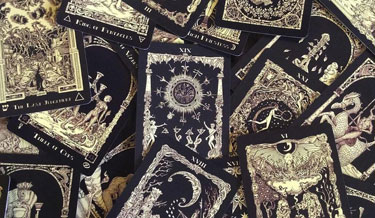 fortune telling using tarot cards