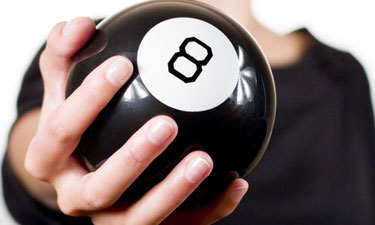 magic 8 ball for future prediction