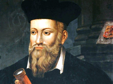 a glimpse at nostradamus predictions
