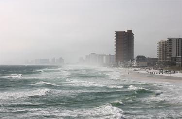 psychics predict hurricane