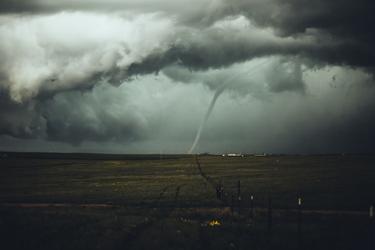 psychics predict tornado