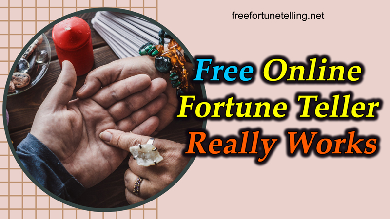 Free Online Fortune Teller Really Works