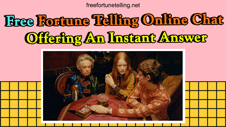 chat online with a fortune teller